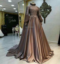 Muslim Prom Dress, Muslim Gown, Hijab Prom Dress, Muslimah Wedding Dress, Hijab Evening Dress, Long Sleeve Evening Gowns, Gown With Hijab, Dresses For Hijab, Hijab Gown