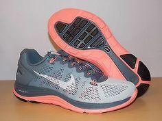 Womens Nike Lunarglide 5 Fade Running Shoes 636094 416 Sz 9 5 11 | eBay