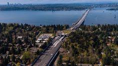 New 520 Floating Bridge ...Medina, Washington 2016