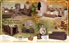 Advertentie Terdege, waar de natuur de kleur bepaalt