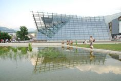 Love Renzo Piano! MUSE / Renzo Piano