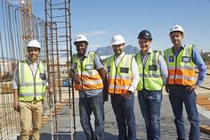 Growthpoint Properties' Greenfield Industrial Park development in Airport Industria near the Cape Town International Airport is expected to be completed on 30 November 2015...