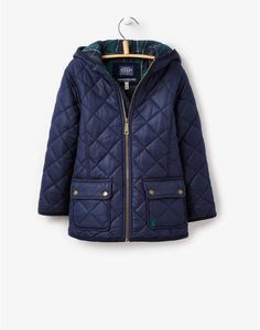 JNRBROOKSBYQuilted Jacket Age 4