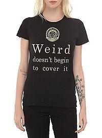 HOTTOPIC.COM - Vampire Academy Weird Girls T-Shirt