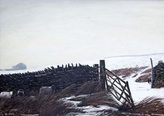 In The North Sheltering at 12000ft - Peter Brook