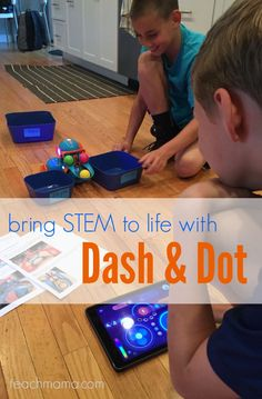 bring STEM to life w