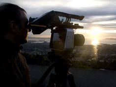 Black magic Design 4K, shooting Dolphin Safe, Berkley, California