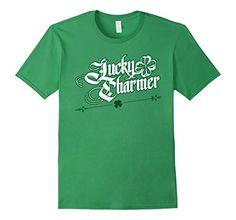 Lucky Shamrock T-Shirt St.Patrick's Day