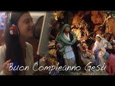 "VIRGINIA canta ""Buon Natale"" Buon Compleanno Gesù"
