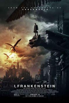 I, FRANKENSTEIN 2014 alt
