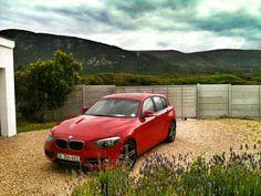 New BMW 118i...