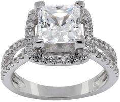 Peggy Lee Engagement Ring