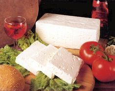 Feta cheese is a source of vitamin B12 and high in calcium