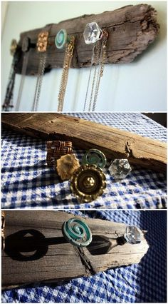 30 Brilliant DIY Jewelry Storage & Display Ideas - For Creative Juice