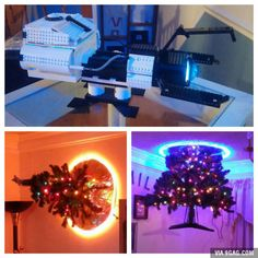 Christmas in Portal Style