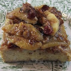 "Baked Cinnamon Apple French Toast I ""Delicious recipe, I use gala apples, fresh eggs and homemade French bread. Family loved it!"""