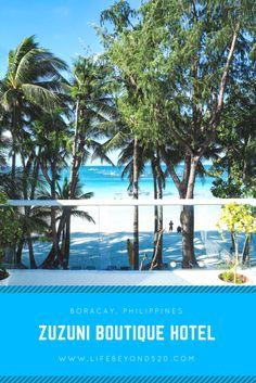 Zuzuni Boutique Hotel: Boracay, Philippines Beachfront Hotel #boracay #philippines #hotel