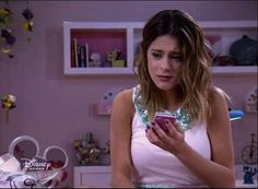 One day you'll look back and find the years of suffering, the most beautiful. Purple Wall Paint, Purple Walls, Violetta Disney, Netflix Kids, Disney Channel Shows, Memes, Favorite Tv Shows, Character Inspiration, Crying