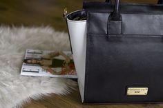Limited edition leather bag by ANNAMARIA PAP