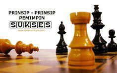 Prinsip Pemimpin