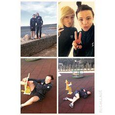 Out and about in Croatia with Croatia, Irish, Polaroid Film, Instagram Posts, Irish Language, Ireland