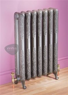 MHS Burlington Electric traditional cast iron radiators