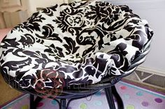 I love this it look so comfy and cool I also love the pattern and I would love to have this in my room!