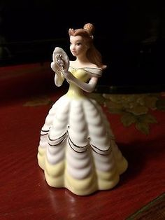"#disney Lenox Disney Beautiful Belle Beauty and Beast Figurine 4.75"" -New in Box please retweet"