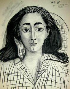 Pablo Picasso, Jacqueline, 1958