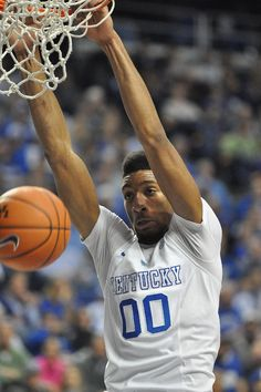 """The """"next man up"""" motto seems very appropriate for Marcus Lee, who figures to step into the frontcourt rotation more prominently. (photo by Chris Reynolds)"""