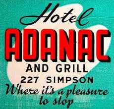 Hotel Adanac