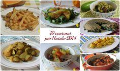 10 #contorni per #Natale 2014 #ricette facili il #chiccodimais #vegetables #verdure #Christmas #Xmas #recipes #Italy #italian http://blog.giallozafferano.it/ilchiccodimais/10-contorni-per-natale-2014-ricette-facili/