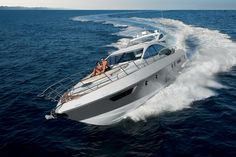 Charter motor yacht Atlantis 62 S , 3 cabins, 6 berths. Available for charter in Italy.