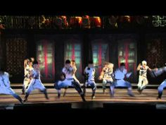 Trailer for Immortal Chi, touring 2014 - ATG Tickets - YouTube