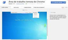 Ferramenta de acesso remoto do Google Chrome ganha versão final