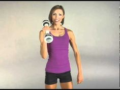 Shake Weight Workout ************(the video suppose to use with the shake weight..You Tube video)