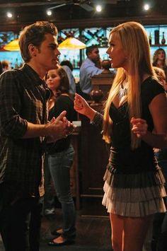 Stefan needs Lexi. She rocks and he sucks! Greatt friendship