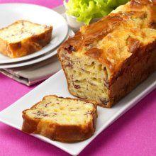 Cake savoyard au fromage à raclette RichesMonts