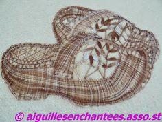 Adhérentes : leurs dentelles - Fuseaux et Aiguilles Enchantés