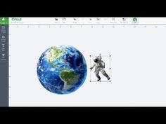 Upload Image to Print in Cricut Design Space - YouTube