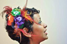 Resultado de imagen para enfeites femininos para a cabeça para carnaval