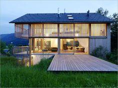 Die 160 Besten Bilder Von Holzhaus Einfamilienhaus