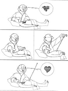 Everything & Nothing: Quino - Humano se nace (As a Human One is Born) Cartoon Body, Everything And Nothing, Medical Humor, Picture Story, Miguel Angel, Humor Grafico, Learn French, Comic Strips, Memes