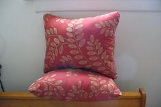 Pillow Golden Autumn size 14in. x 11in. by Emurs on Etsy
