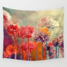 Allium Wall Tapestry