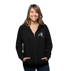 Anime May the Force Be With You Ladies' Hoodie | ThinkGeek