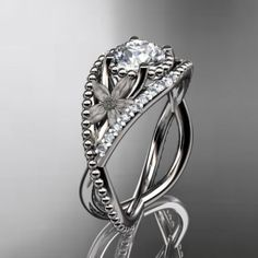 These have got to be some of the most beautiful and unique rings I've ever seen. Just gorgeous!