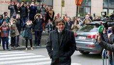 El juez belga aplaza la decisión sobre la entrega de Puigdemont a España