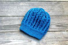 Knit hat womens hat winter accessories winter dark blue knitted warm hat