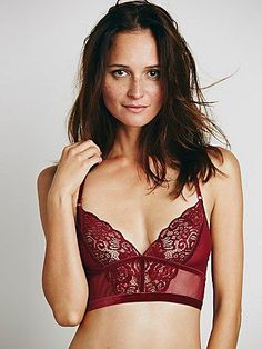 47f7ddb5fd Intimately Seven Wonders Soft Bra at Free People Clothing Boutique